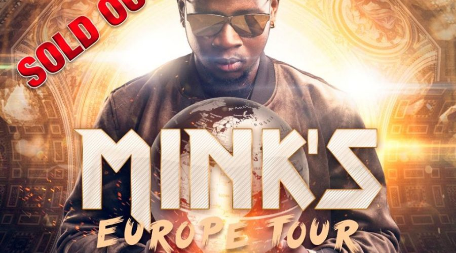 Mink's Europe Tour : Complet
